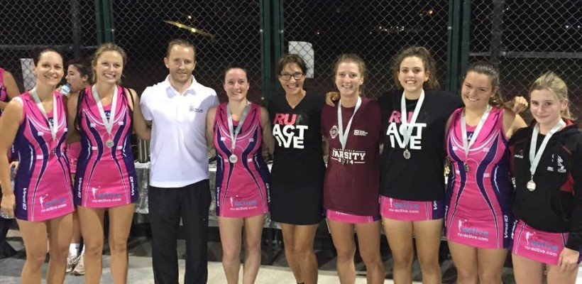 Top Dubai netball coaching programme joins RU Active